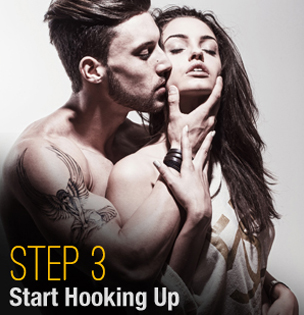 Start hooking up